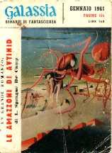 copertina di Le amazzoni di Avtinid