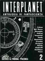 copertina di un volume della collana Interplanet