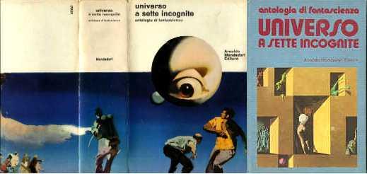 copertina di Universo a sette incognite