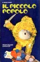 copertina di Il piccolo popolo