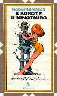 copertina di Il Robot e il Minotauro