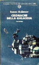 copertina di Cronache della Galassia