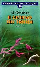 copertina di Il giorno dei trifidi