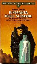 copertina di Il pianeta delle scimmie