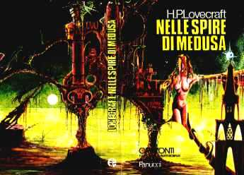 copertina di Nelle spire di Medusa