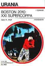 copertina di Boston 2010