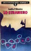 copertina di Lo straniero