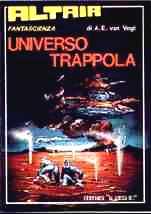 copertina di Universo trappola
