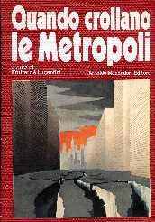 copertina di Quando crollano le metropoli
