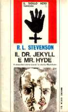 copertina di Il Dr. Jekyll e Mr. Hyde