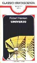 copertina di un volume della collana Classici Urania
