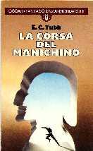 copertina di La corsa del manichino