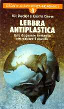 copertina di Lebbra antiplastica