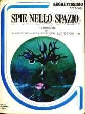 copertina di un volume della collana Biblioteca di Segretissimo