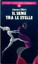 copertina di Il seme tra le stelle