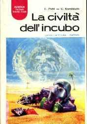 copertina di La civiltà dell'incubo