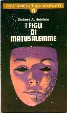 copertina di I figli di Matusalemme