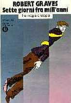 copertina di Sette giorni fra mill'anni
