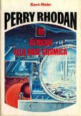 copertina di un volume della collana Perry Rhodan