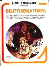 copertina di un volume della collana Biblioteca del Giallo Mondadori