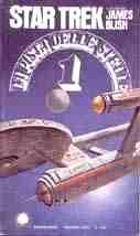 copertina di un volume della collana Star Trek. La Pista delle Stelle