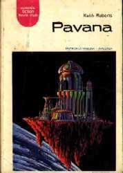 copertina di Pavana