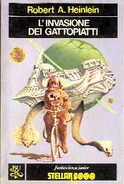 copertina di L'invasione dei gattopiatti