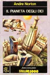 copertina di Il pianeta degli dei