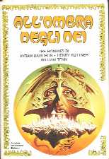 copertina di un volume della collana Biblioteca di Fantasy & Horror