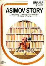 copertina di Asimov Story
