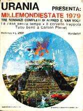 copertina di Millemondiestate 1979