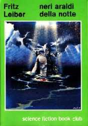 copertina di Neri araldi della notte