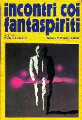 copertina di Incontri coi fantaspiriti