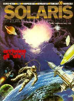 copertina di un volume della collana Solaris