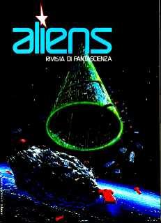 copertina di Aliens. Rivista di Fantascienza 2