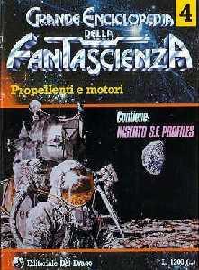 copertina di Propellenti e motori