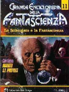 copertina di Lo Scienziato e la Fantascienza