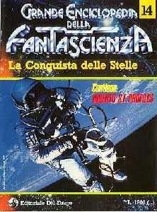 copertina di La Conquista delle Stelle