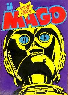 copertina di un volume della collana Il Mago