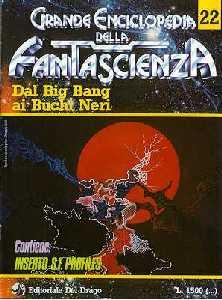 copertina di Dal Big Bang ai Buchi Neri