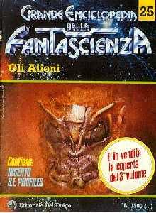 copertina di Gli Alieni