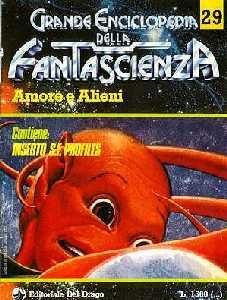 copertina di Amore e Alieni