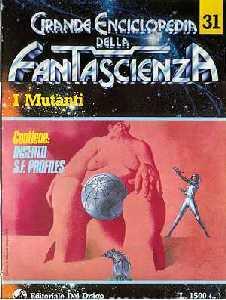 copertina di I Mutanti