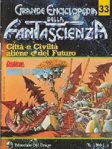 copertina di Città e Civiltà aliene e del Futuro