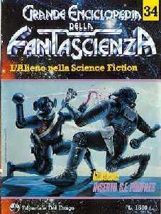 copertina di L'Alieno nella Science Fiction