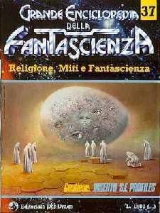 copertina di Religione, Miti e Fantascienza
