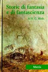 copertina di Storie di fantasia e di fantascienza