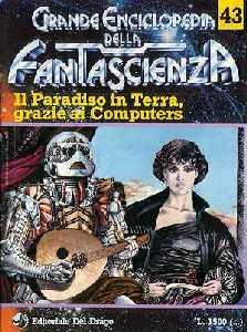 copertina di Il Paradiso in Terra, grazie ai Computers