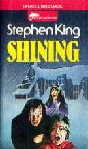 copertina di Shining