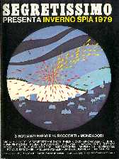 copertina di un volume della collana Segretissimo Presenta